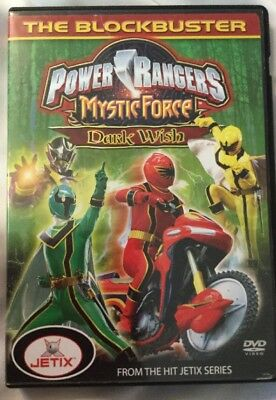 Pity, Power rangers mystic force shall
