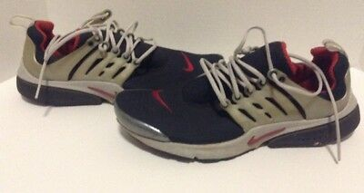 wholesale dealer ac230 2d2f5 Vintage Nike Air Presto Essential USA Olympic Navy red white Blue Sz 9 Size