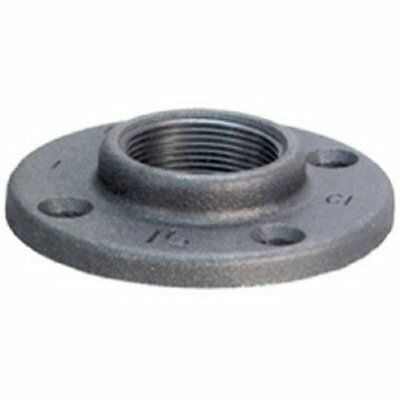 """Anvil 8700164109, Malleable Iron Pipe Fitting, Floor Flange, 2"""""""