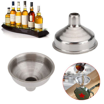 Creative Bracelet Bangle Flask Funnel Kit Container Liquor Whiskey Alcohol
