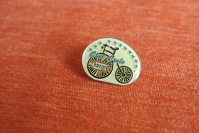 19686 Pin's Pins Harrys Pain Bread Alimentation Food Club Cyclo Velo  Bicycle