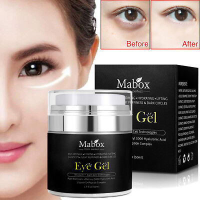 Mabox Eye Firming Gel Cream 30ml Anti-Wrinkles Remove Dark Circle Lightening