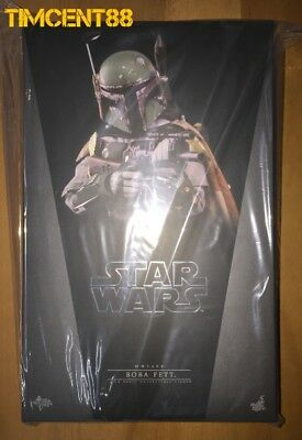 Ready! Hot Toys MMS463 Star Wars Episode V The Empire Strikes Back Boba Fett 1/6