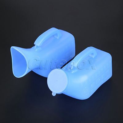 Reusable Travel Car Toilet Pee Bottle Camping Urine Collector for Female Male
