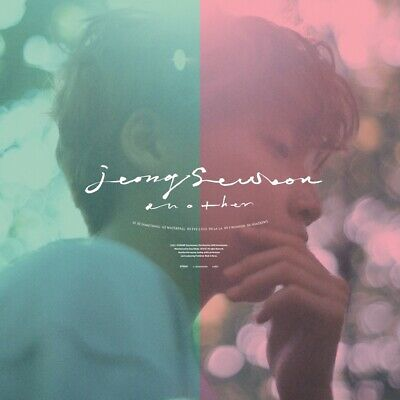 JEONG SEWOON [ANOTHER] 2nd Mini Album CD+POSTER+Photo Book+Card+Book Mark SEALED