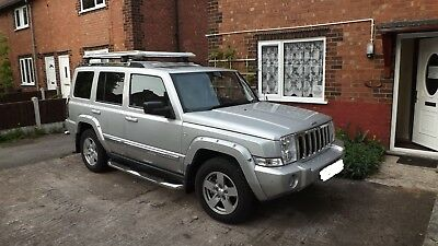 Jeep Commander 5.7 V8 auto Limited HEMI 4WD 2006 45651 MILES