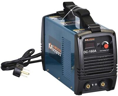 AMICO POWER Amico 160 Amp Stick arc DC Inverter Welder IGBT 115-Volt and Dual