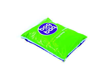 5 x Bog In A Bag Portable Toilet Spare Bags Camping-Festival - Refill Boginabag