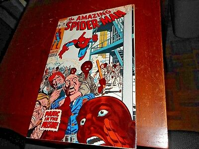 Amazing Spider-Man #99  Lee Kane Cover Art Fn+ Aug. 1971