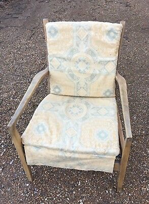 Mid Century Cintique pair of chairs, Danish inspired, Project