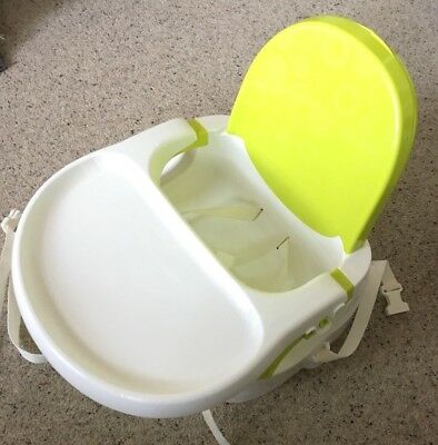 Fisher Price Portable Booster Seat / Chair