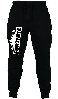 New Fortnite Kids BOYS Casual Long Pants Costume Clothes Casual Trousers