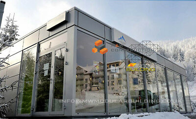 Modular Building - Portable Cabin and Offices - Marketing Suite - Showroom