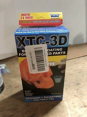 XTC-3D High Performance 3D Print Coating - 24oz. Unit