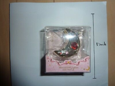 Sailor Moon Miniaturely Tablet3 Silver Crystal