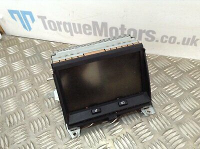 2006 Land Rover Range Rover Sport Touch Screen Satnav Unit YIE500081