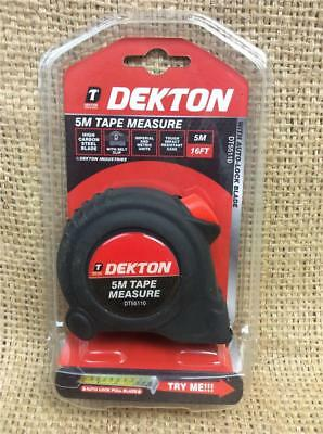 CLEARANCE LOT WB50 5m 16FT TAPE MEASURE AUTO BLADEM LOCK METRIC IMPERIAL 3 RIVET
