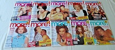 More! Vintage Girls Magazine Collection from 1992,10 Issues
