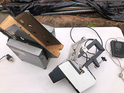 {2} ITEMS**Lectrojog Model 665 Office Jogger & Rapid 106 Electric Stapler *EXC $