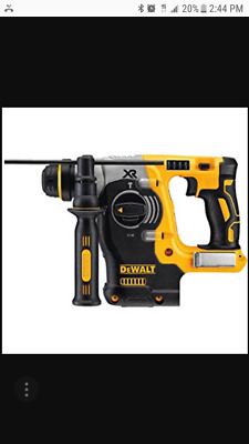 "NEW DeWalt DCH273B 20v MaxXR Brushless SDS-Plus 1"" Rotary Hammer Drill Tool ONLY"