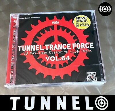 2Cd Tunnel Trance Force Vol. 64