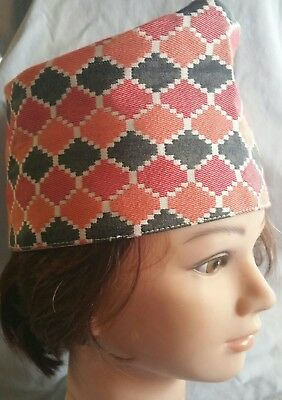 African kufi hat brand new