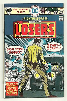 Our Fighting Forces (1954) #158 1st Printing DC War Jack Kirby The Losers VF/NM!