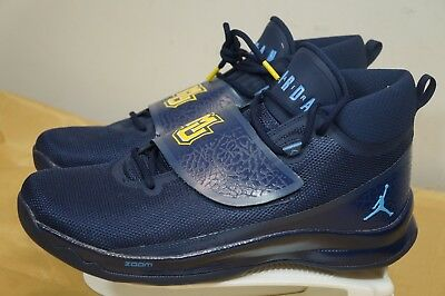 newest 56e5f 25ca0 Nike Air Jordan Super.Fly 5 PO PE Player Edition Sample MARQUETTE 13 NEW DS