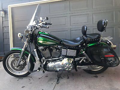 """1994 Harley-Davidson FXDS  HD FXDS '94 w/ 51k miles, single owner w/ S&S 96"""" big bore upgrade"""
