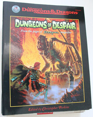 "Advanced Dungeons and Dragons - Abenteuer ""Dungeons of Despair"""