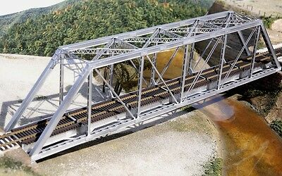 CENTRAL VALLEY 1906 HO 150' Truss Bridge kit Gusseted Girders      MODELRRSUPPLY