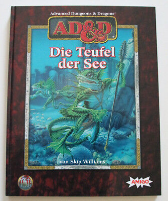 "Advanced Dungeons and Dragons - ""Die Teufel der See"""