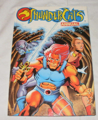 Thundercats Annual 1991 - Not Price clipped - Marvel