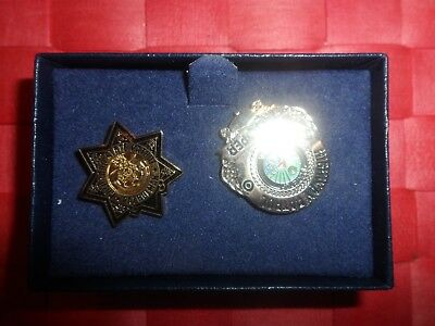 The Authentic US Police Badge