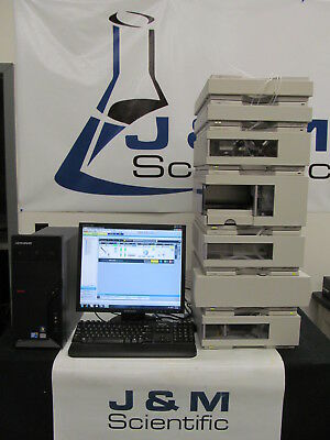 AGilent 1100 Series HPLC System With G1315A DAD