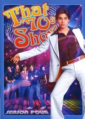 That '70s Show: Season Four [3 Discs] (DVD Used Like New)
