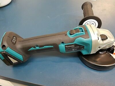 makita grinder dga504 ss new skin only