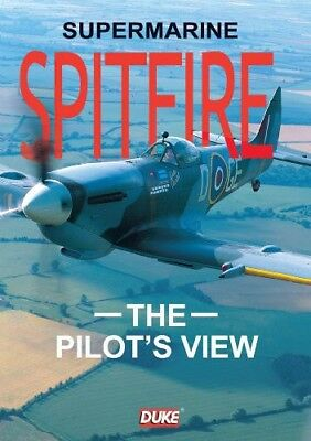 Supermarine Spitfire: The Pilot's View (DVD Used Like New)