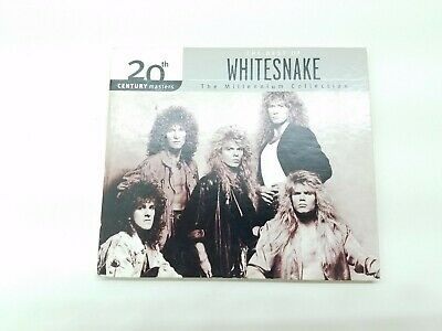 20th Century Masters - The Millennium Collection: The Best of Whitesnake CD 2000