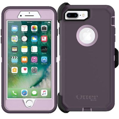 OTTERBOX Defender Rugged Protection iPhone 7 plus, 8 plus compatible 77-56827