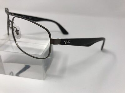 443634f404 Ray Ban Sunglasses RB3527-029 Gunmetal Frame 61-17-135mm Full Rim C899
