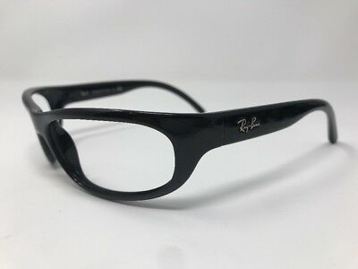 99e676390f91 RAY-BAN PREDATOR SUNGLASSES 3N K RB4033-601 Matte Black Polish K893 ...