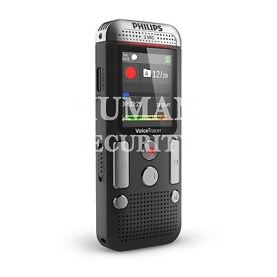 NEW Philips DVT2510 Digital Voice Recorder Voice Tracer