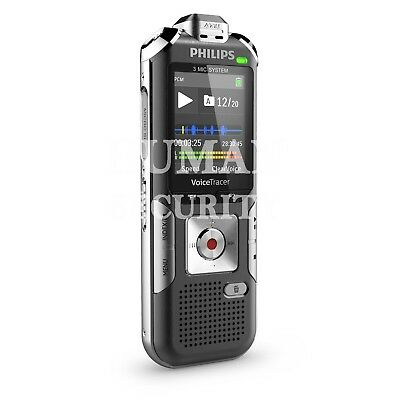 NEW Philips DVT6010 Digital Voice Recorder Voice Tracer