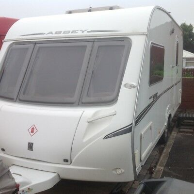 Swift abbey 215 Gts vouge 2007 with motormover