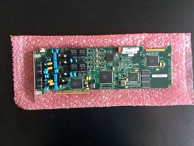 Dialogic D/41JCT‑LS EURO 4‑Port Analog Voice Media Board