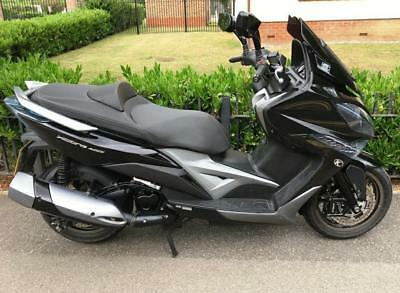 2015 Kymco eXciting 400i ABS