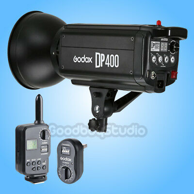 Godox DP400 400W 400Ws Studio Strobe Flash Light Head + FT-16 Trigger Kit 220V