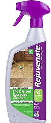 Rejuvenate Non-Toxic Bio-Enzymatic Safe Tile and Grout Cleaner 24 oz.
