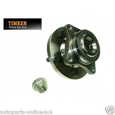 Timken HA590030 Axle Bearing and Hub Assembly